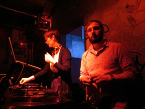 DJane Lej & DJ Hei
