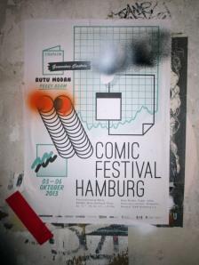 street art version of Arne's poster