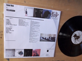Tellavision – 'Funnel Walk', inlay bag front, LP side One /photo