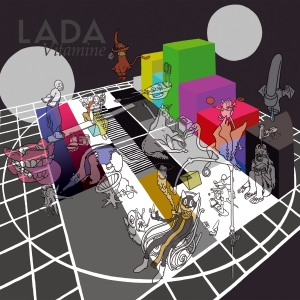 LADA – 'Vitamine'; digital album cover /file
