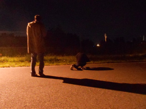 #nighttime, #frogs;