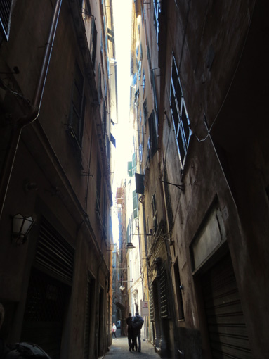 niedervolthoudini && TWISK a Genova