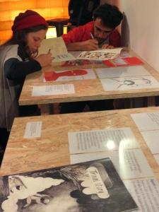 Alice Socal & Marco Tabilio @ Projektor