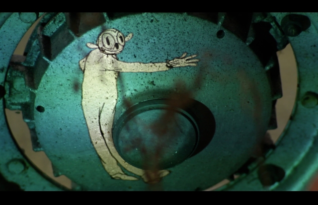 video still 'Loner of an Only Heart'; video by counterproduct && niedervolthoudini