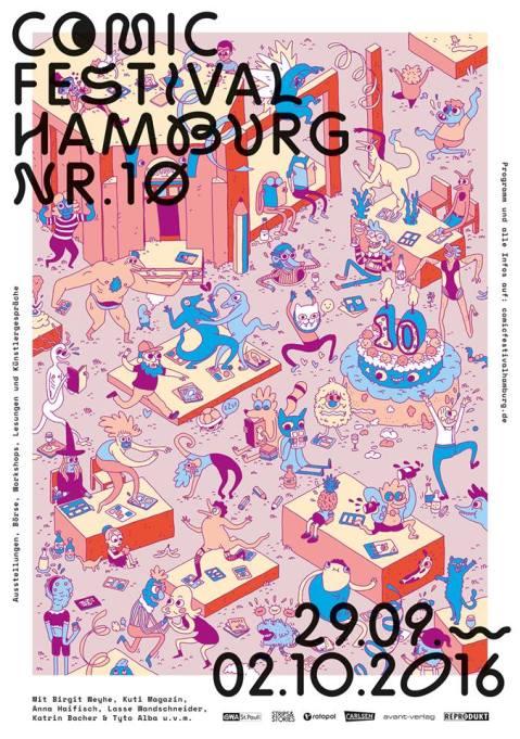 Programmheft/Cover: Mirko Röper
